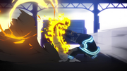 Akitaru VS Combusion Human
