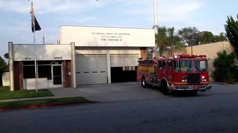 Los Angeles County FD (CA) Engine 47