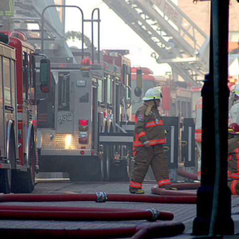 Toronto Firefighters