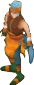 File:FE10 Ranulf Cat (Untransformed) Sprite.png