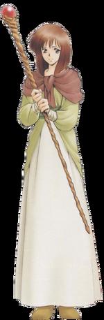 Mana (FE Treasure)