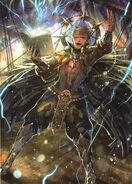 Odin Cipher Sorcer Art