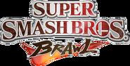 SSBB Game Logo