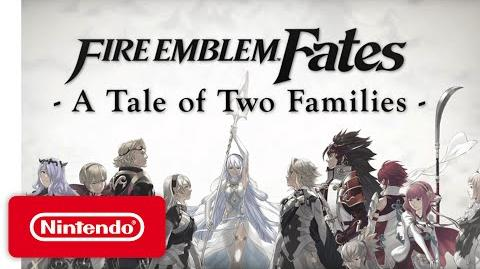 Fire Emblem Fates - 'A Tale of Two Families' Developer Discussion