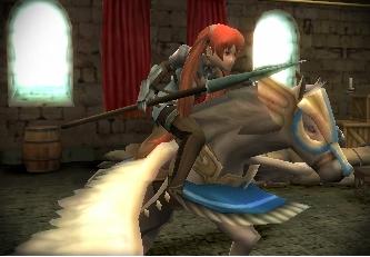 File:FE13 Pegasus Knight (Severa).png