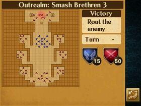 Smash Brethren 3 Map