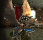 FE 13 Pegasus Knight (Female Morgan)