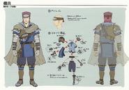Echoes Mercenary Concept