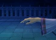 Misaha's hand