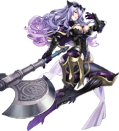 Camilla Fight