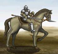 Lancer battle