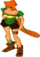 FE9 Lethe Cat (Untransformed) Sprite