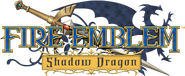 Fire Emblem Shadow Dragon logo
