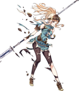 Clair Damaged