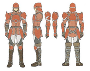 Bow Knight concept RD