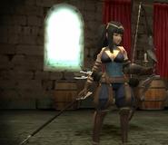 FE13 Archer (Tharja)