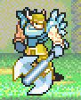 Dorcas as a Warrior