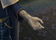 Pelleas blood pact mark