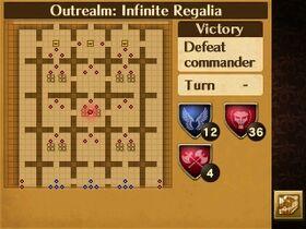 Infinite Regalia Map