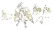 White Dragon concept