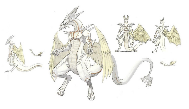 File:White Dragon concept.png