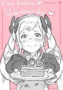 Kozaki Valentines Elise