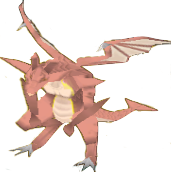 File:FE9 Ena Red Dragon (Transformed) Sprite.png