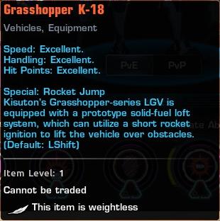 Grasshopper K-18