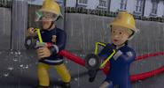Fireman Sam.