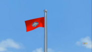 Fire station flag