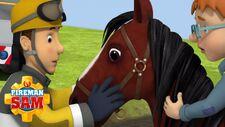 Fireman Sam Runaway Horse