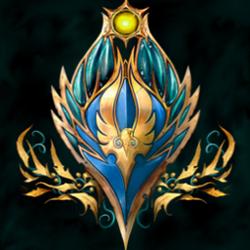 High Elf Crest