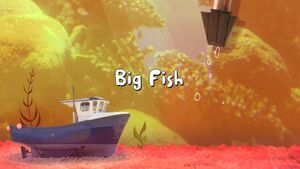 Big Fish Title Card