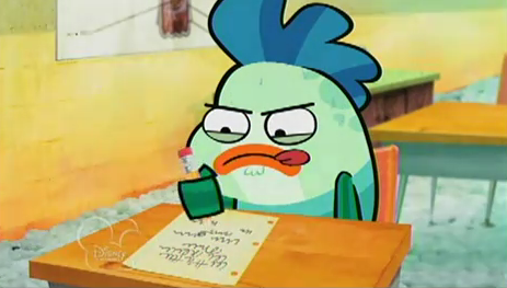 File:Milo taking the test.png