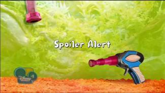 Spoiler Alert title card