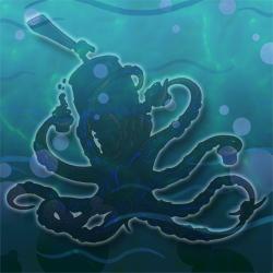 Foamy-squid hidden