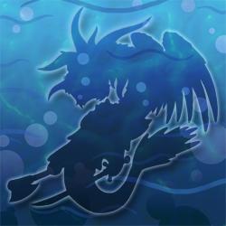Morringa eel hidden