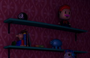 FNAC 3 shelf with Markiplier