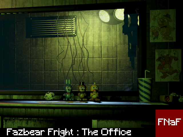 File:Fazbear Fright - The Office.png