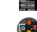 Five Nights at Xavier's II