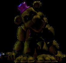SalvagedFredbear