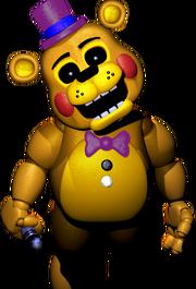 Extra Menu - Toy Fredbear