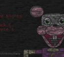 Five Nights at Chuck E. Cheese's