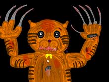 Killer Frisky Frycat