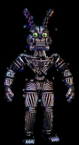 File:Funtime SpringBonnie endoskeleton.png