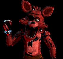 Foxy render transparent