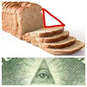 Bread is illuminati