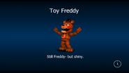 Toy freddy load