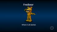 Fredbear load