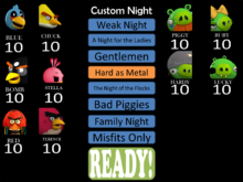 Custom Night 4-1